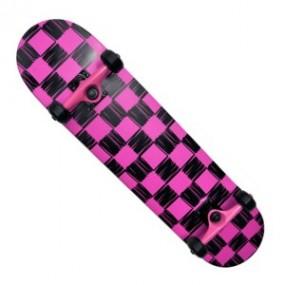 lg_Checker_Pink_Black_Skateboard_2